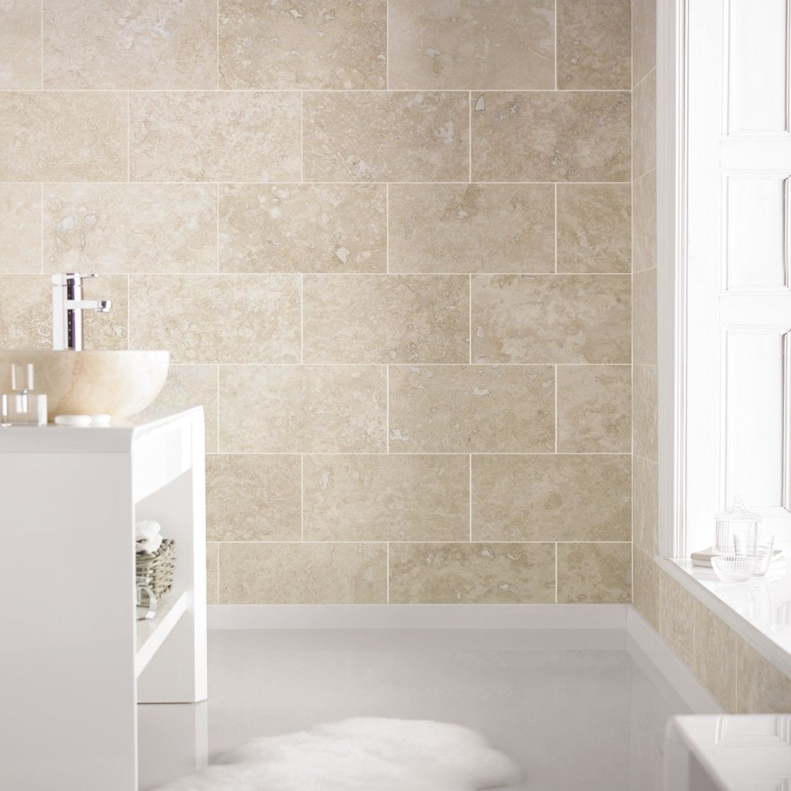 Brighten Up Your Home With Lighter Travertine Tiles Like Walnut Or Ivory And Don 39 T Forget It Is
