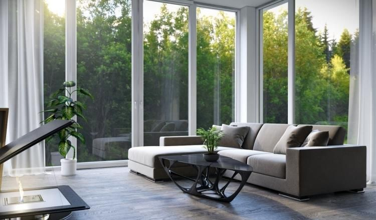 gardinen modern wohnzimmer grau. die besten 25 gardinen wohnzimmer ... - Gardinen Wohnzimmer Grau