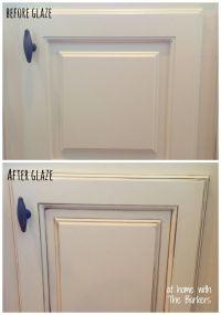 How to Glaze Cabinets | Glaze, Kitchens and Glazed kitchen ...