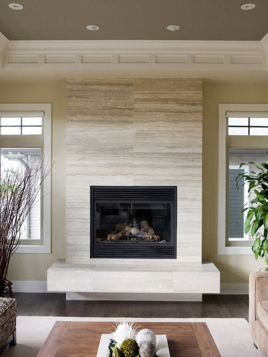 Limestone Fireplaces Design Pictures Remodel Decor And