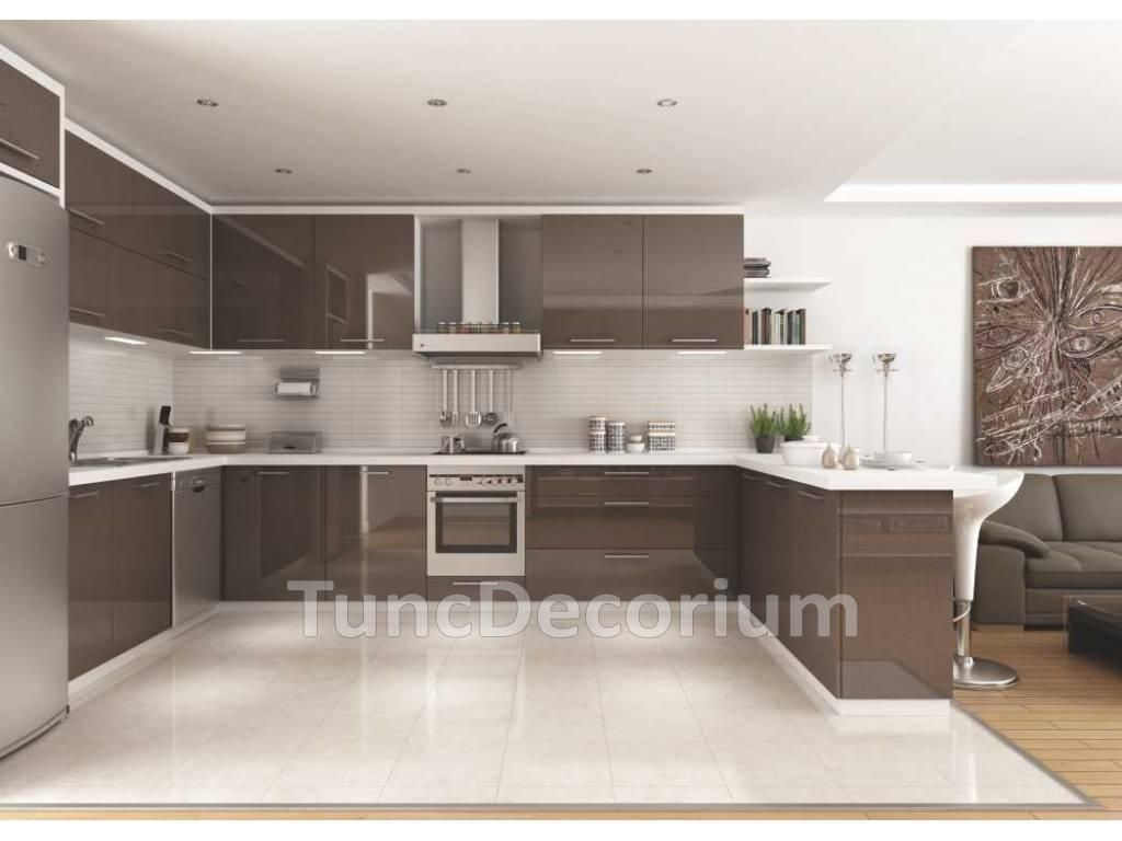 Akrilik mutfak dolab kategorisine ait koyu tekstil akrilik mutfak dolaplar bilgileri akrilik mutfak dolab fiyatlar