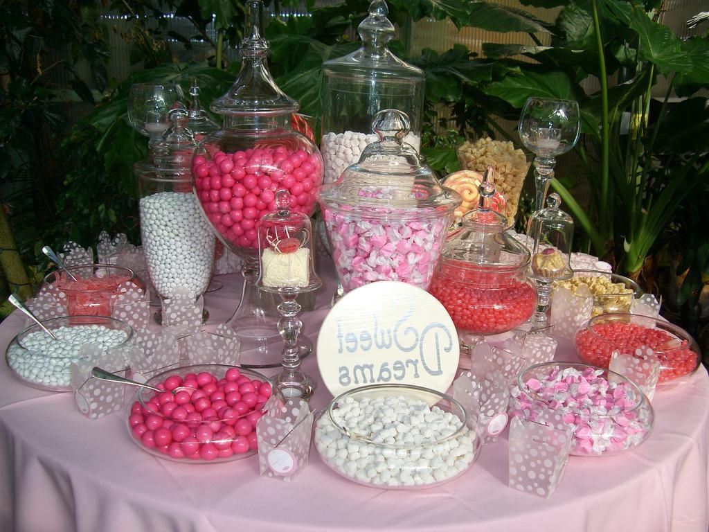 wedding candy bar Candy bar wedding