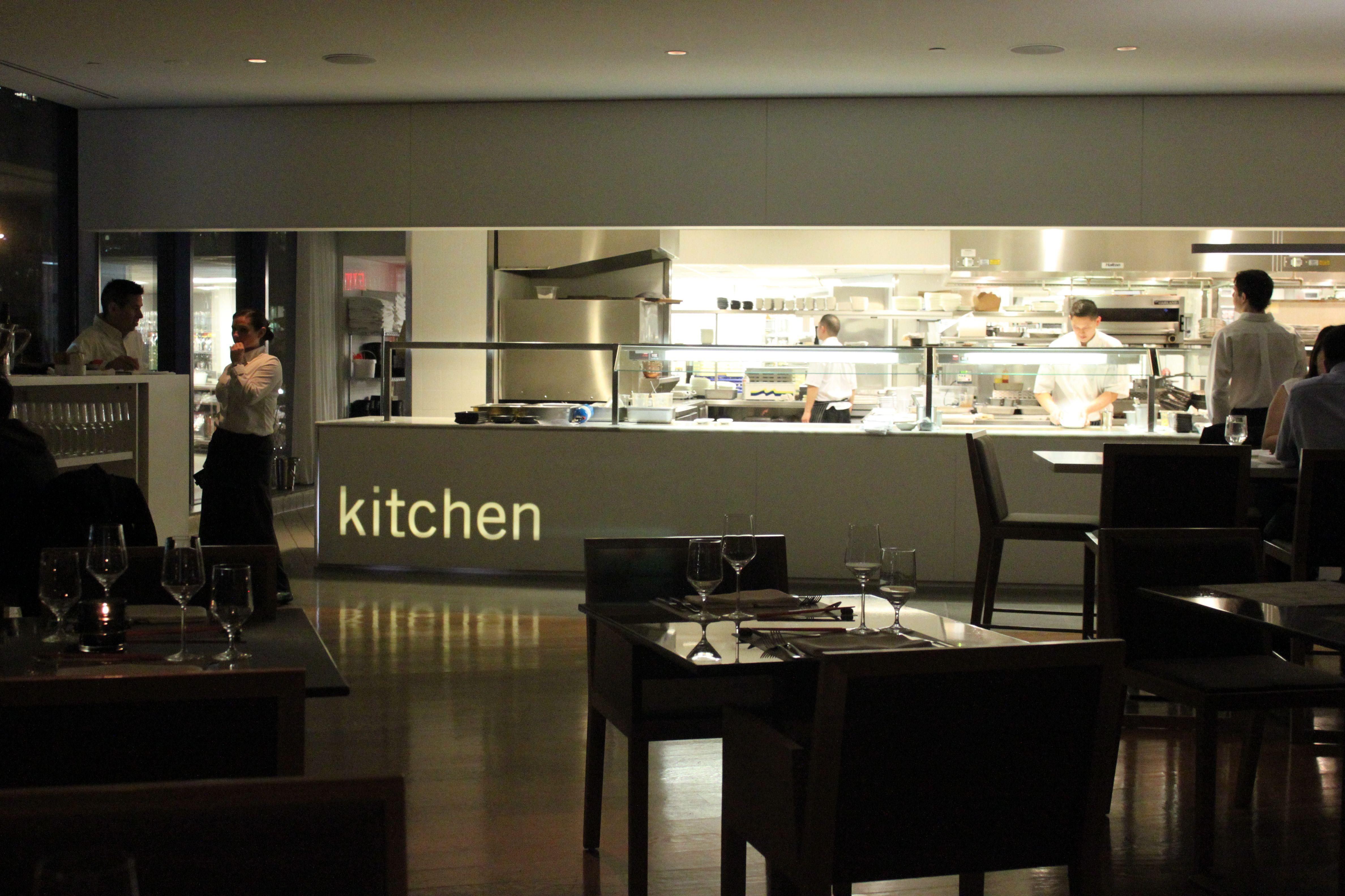 Open Restaurant Kitchen Designs open kitchen design restaurant