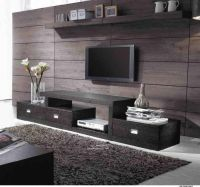 Black Elegance Interior Entertainment Home Design With ...