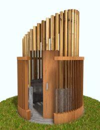 Sustainable Public Toilet Outdoor on Behance | Outdoor ...