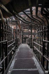 Blast Furnace 6   itineraire photographique   Sci-Fi ...