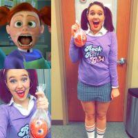 DIY Darla Halloween Costume - Finding Nemo | DIY Halloween ...