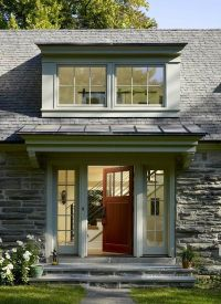 shed dormer windows house entry house exterior design ...