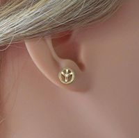 Peace Earring Peace Earring Is One Of My Favourite Items I ...