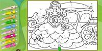 Conta e Colora da stampare: disegni da colorare in base ai ...