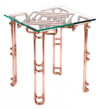 Copper pipe Coffee Table | DIY Home | Pinterest | Pipes ...
