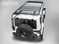 Gobi Racks Stealth Roof Rack System for 07-up Jeep ...