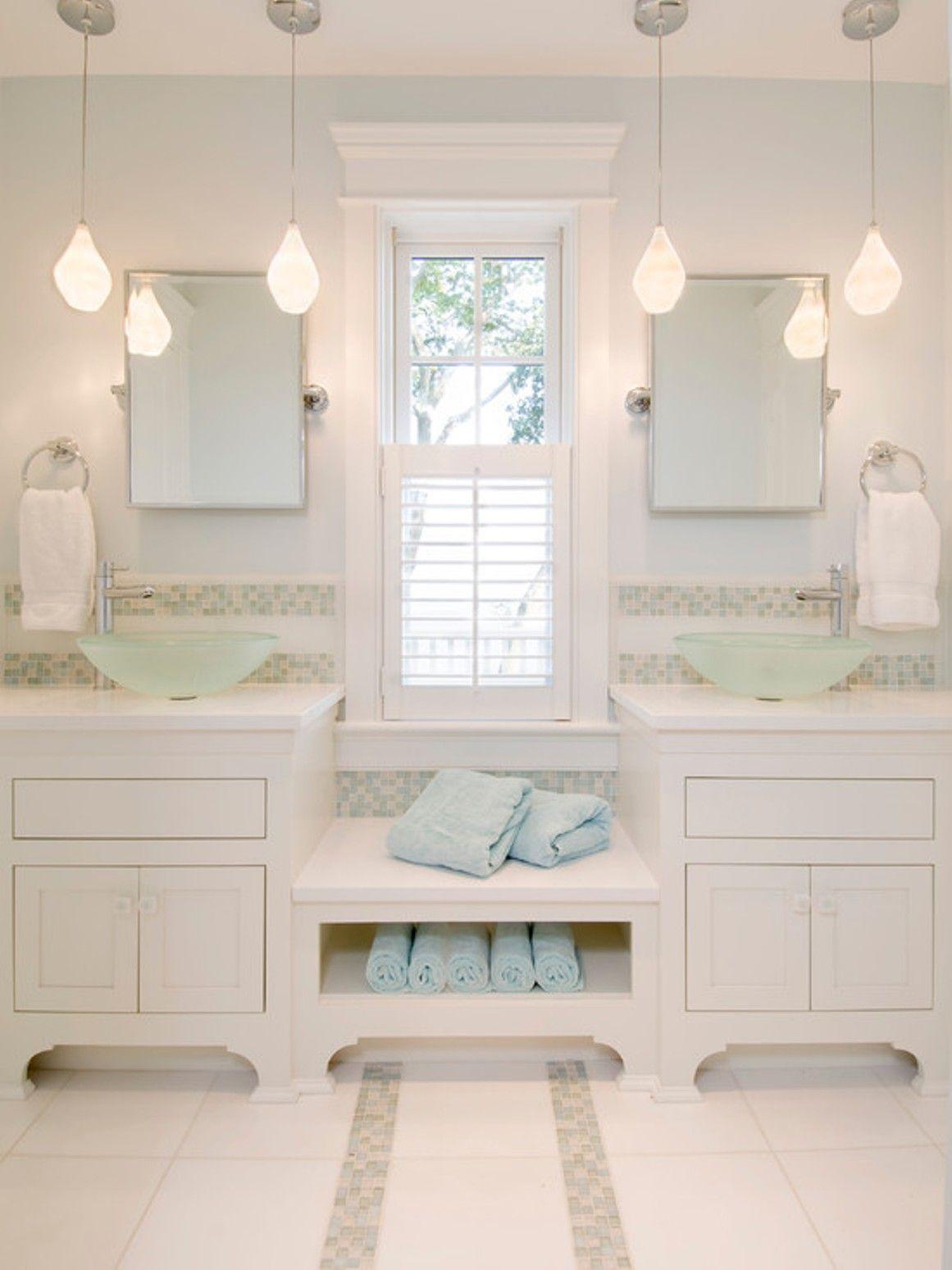 Best pendant lighting bathroom vanity for awesome nuance white bathroom with pendant lighting bathroom vanity