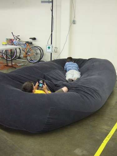 Design Couch Big Sofa Xxl Bean Bag Bed On Pinterest | Giant Bean Bags, Pier One