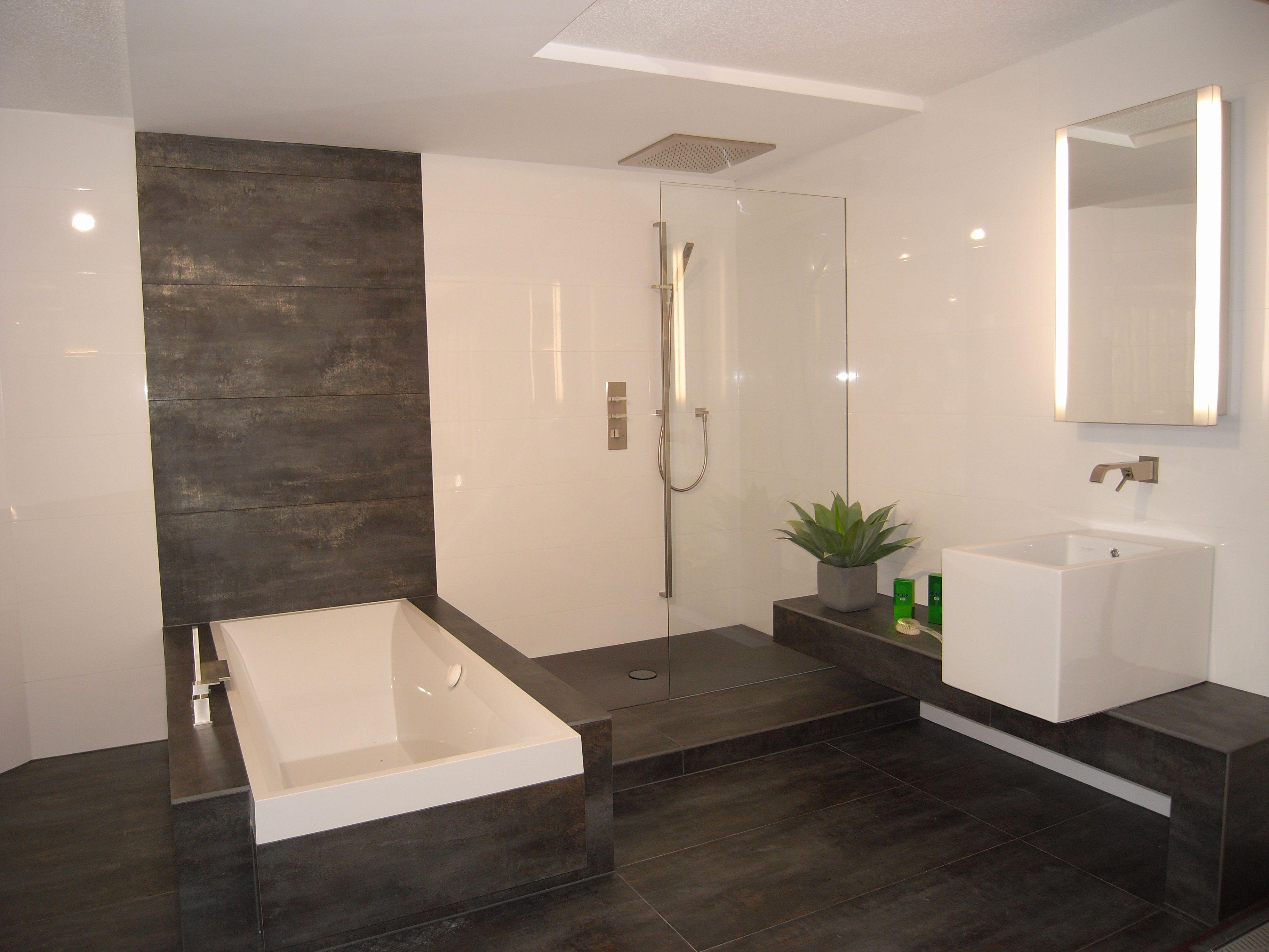 Moderne Badideen Fliesen
