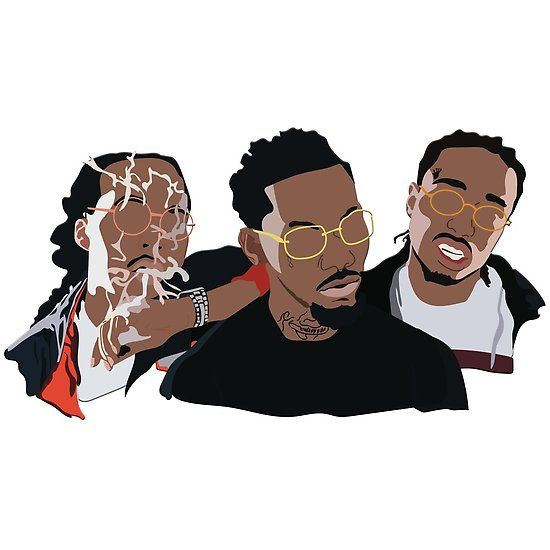 Boondocks Iphone Wallpaper Migos Sticker Stickers Pinterest Dope Wallpapers And
