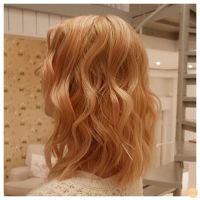 light copper blonde | 1c) Blonde - Ljus kopparblond ...