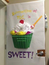 classroom door ideas for summer   End of the year door ...