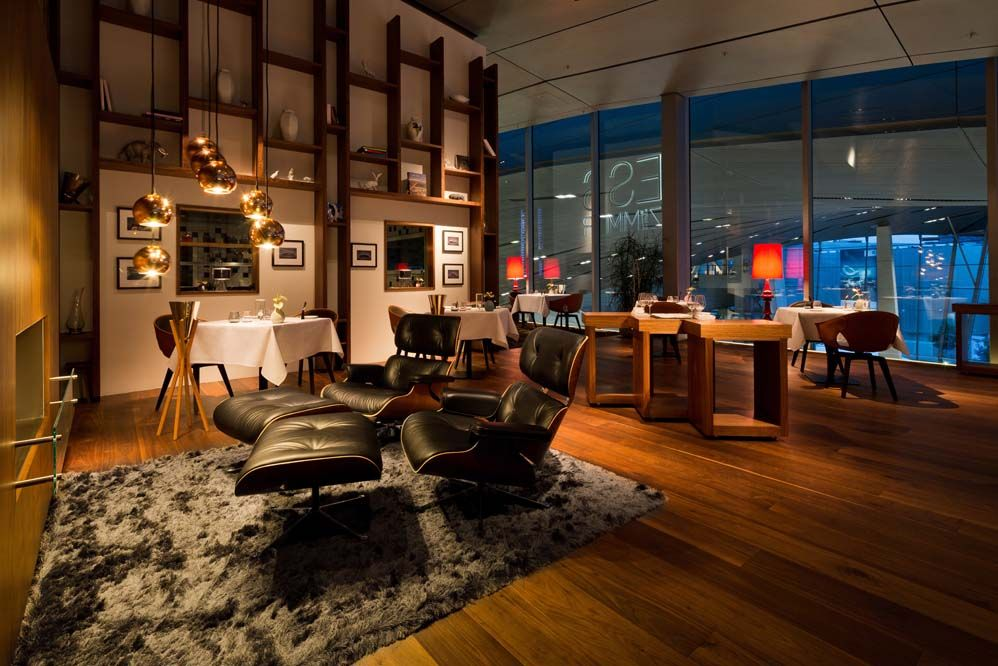 Restaurant EssZimmer (BMW World) Restaurants Pinterest   Esszimmer Bmw