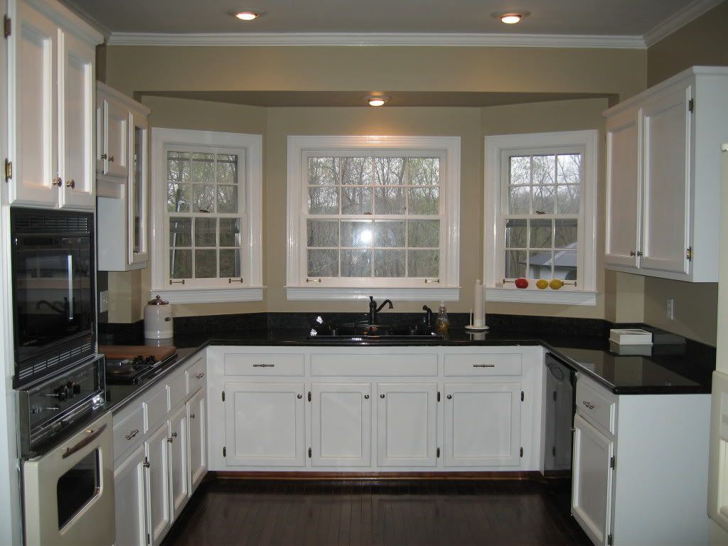Kitchen Cabinets With Black Trim White Trim Cabinet Dream Home Pinterest White Trim