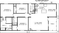 20 x 60 homes floor plans - Google Search | Small House ...