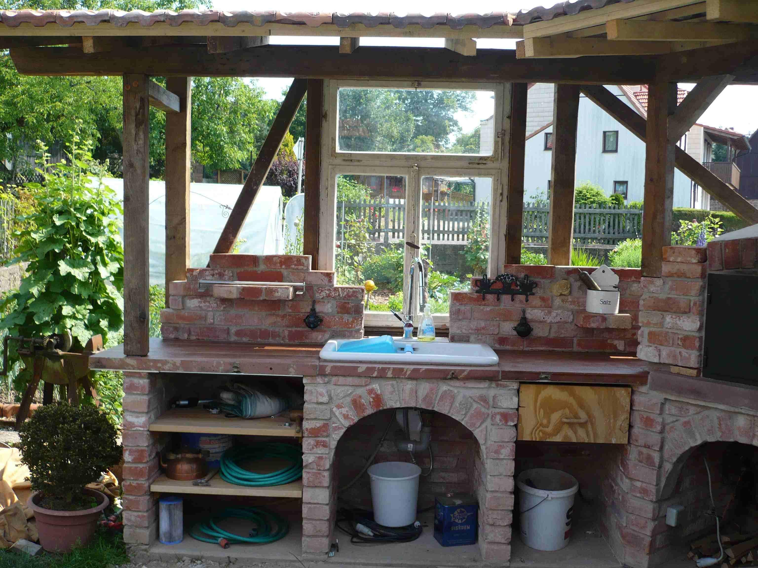 Sommerküche Bauen Lassen : Sommerküche selber bauen valoriani pizzaofen bausatz fvr serie