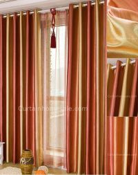 Pics Photos Beautiful Orange Living Room Curtain Jpg ...