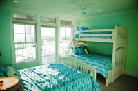 Green and Blue Bedroom Ideas 902x600 | Teen Girl Room ...
