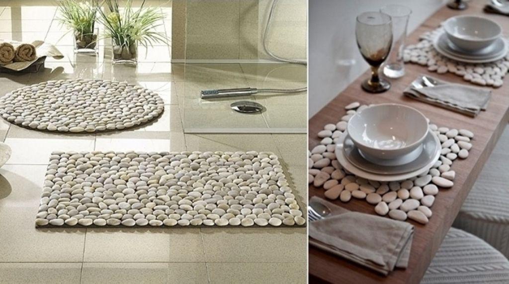deko ideen wohnzimmer selber machen basteln mit naturmaterialien - wohnzimmer deko ideen