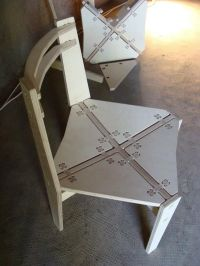 plywood chair Plywood Furniture | Cnc | Pinterest ...