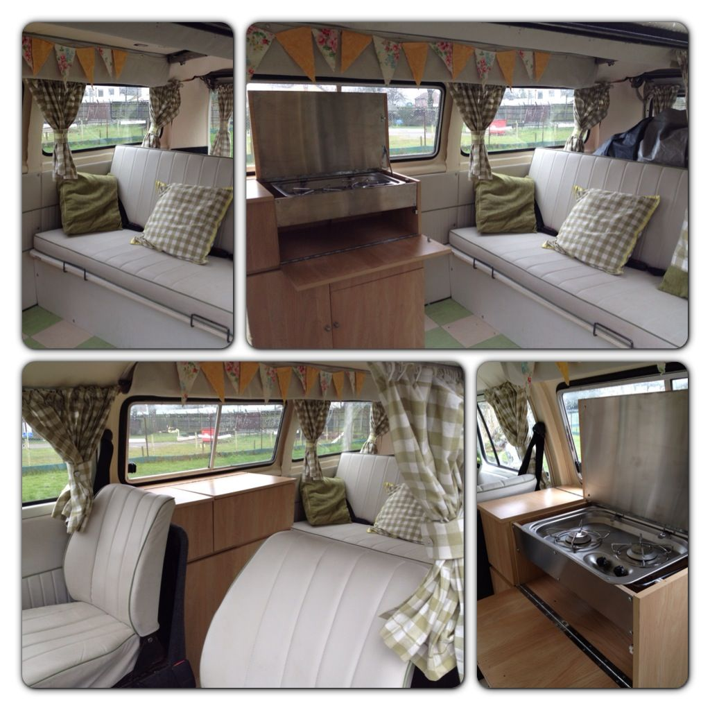 Interiors Ideas Kombi Interiors On Pinterest Campers Campervan Interior