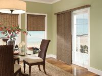 Blinds for french doors and blinds for sliding glass doors ...