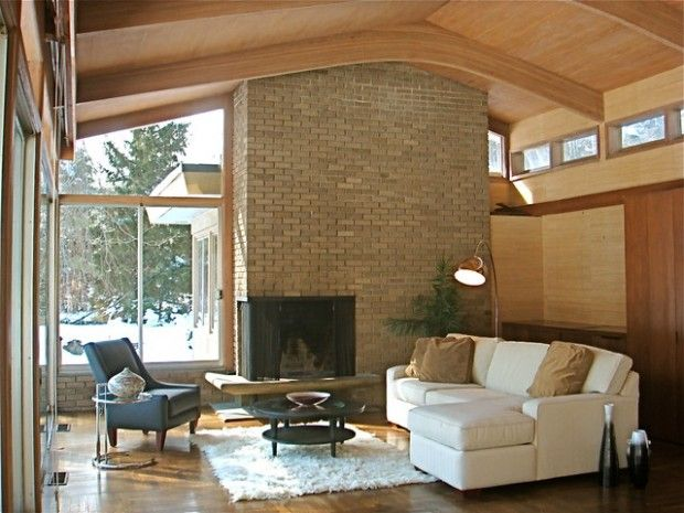 14 Mid Century Modern Day Living Space Style Ideas Pinkous - mid century modern living room