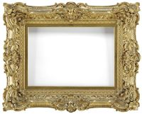 IMAGES OF GILT FRENCH PICTURE FRAMES IN THE LOUVRE | Fancy ...