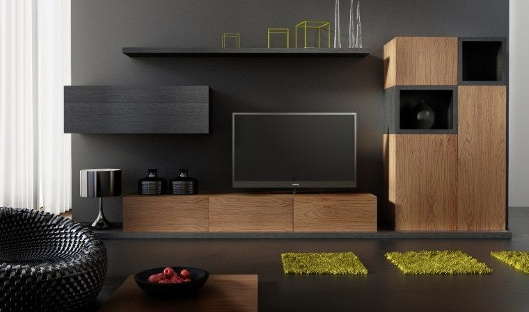 Ensemble Meuble Tv Design Ensemble Meuble Tv Design Buffet Notte | Gomar | Pinterest