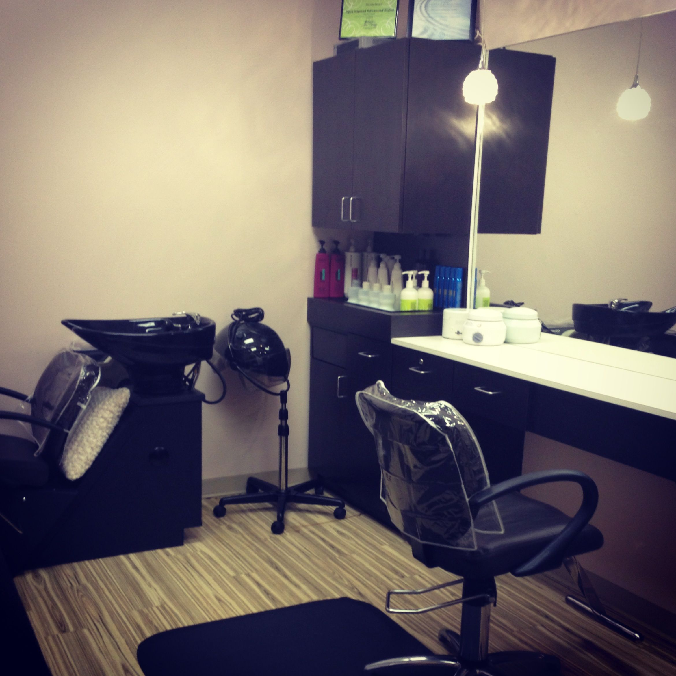 Hair Salon 1 Here It Is My One Room Salon Suite 5650 W 86th St Suite
