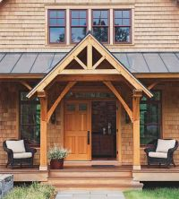 The 25+ best Front door awning ideas on Pinterest | Door ...