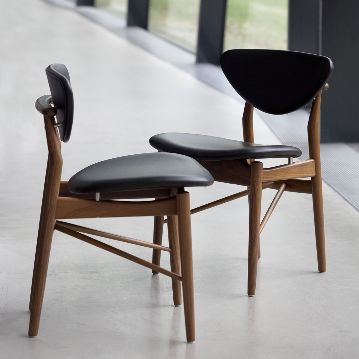 Danish Chair Plans Finn Juhl 108 Chair Classic House And Design