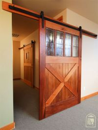 hanging a barn door from the ceiling? - Google Search ...