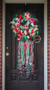 Cinco De Mayo Deco Mesh Wreath-Viva Mexico-Fiesta ...