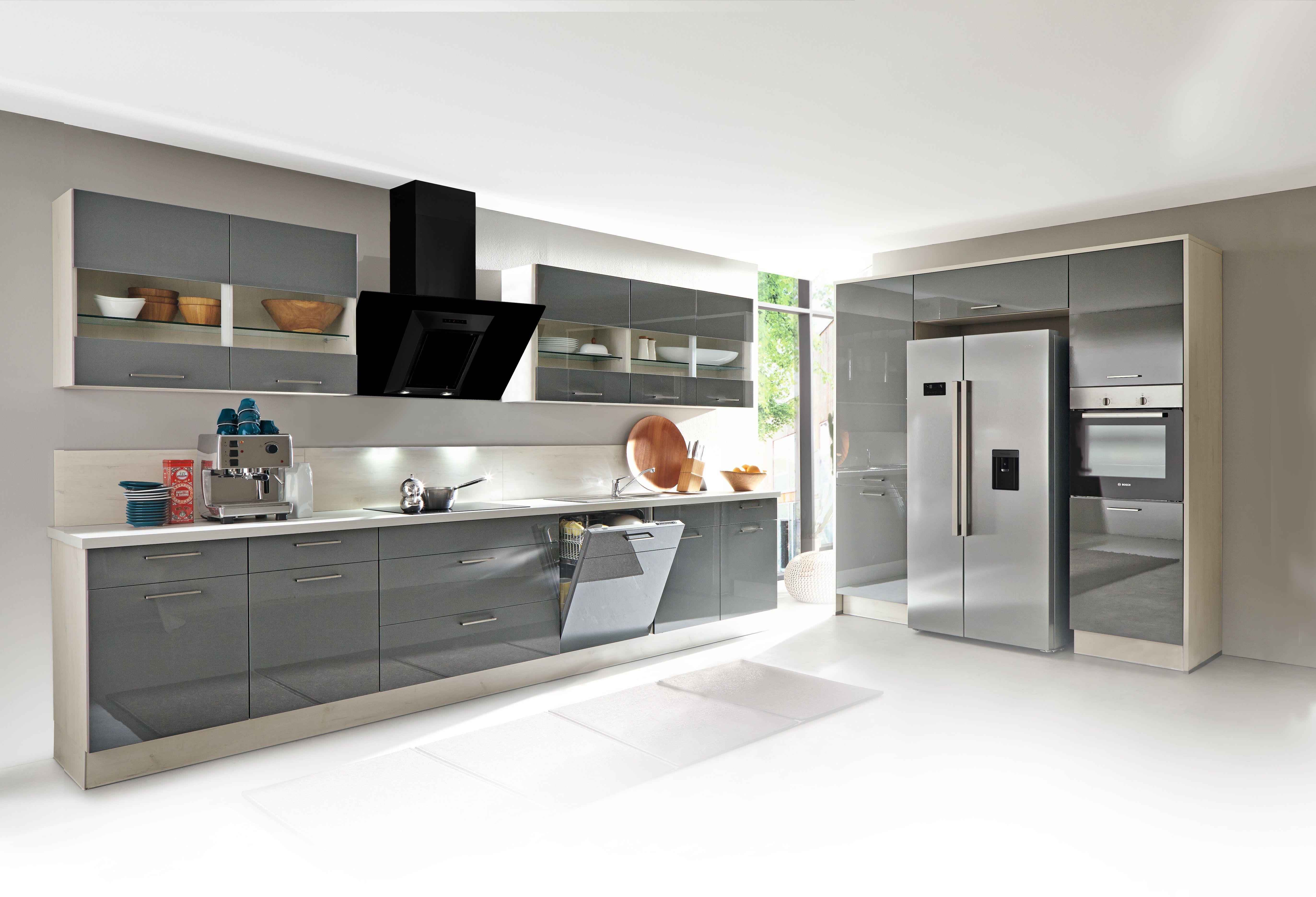 Side By Side Kühlschrank Quelle : Moderne küchen mit side by side kühlschrank amerikanischer