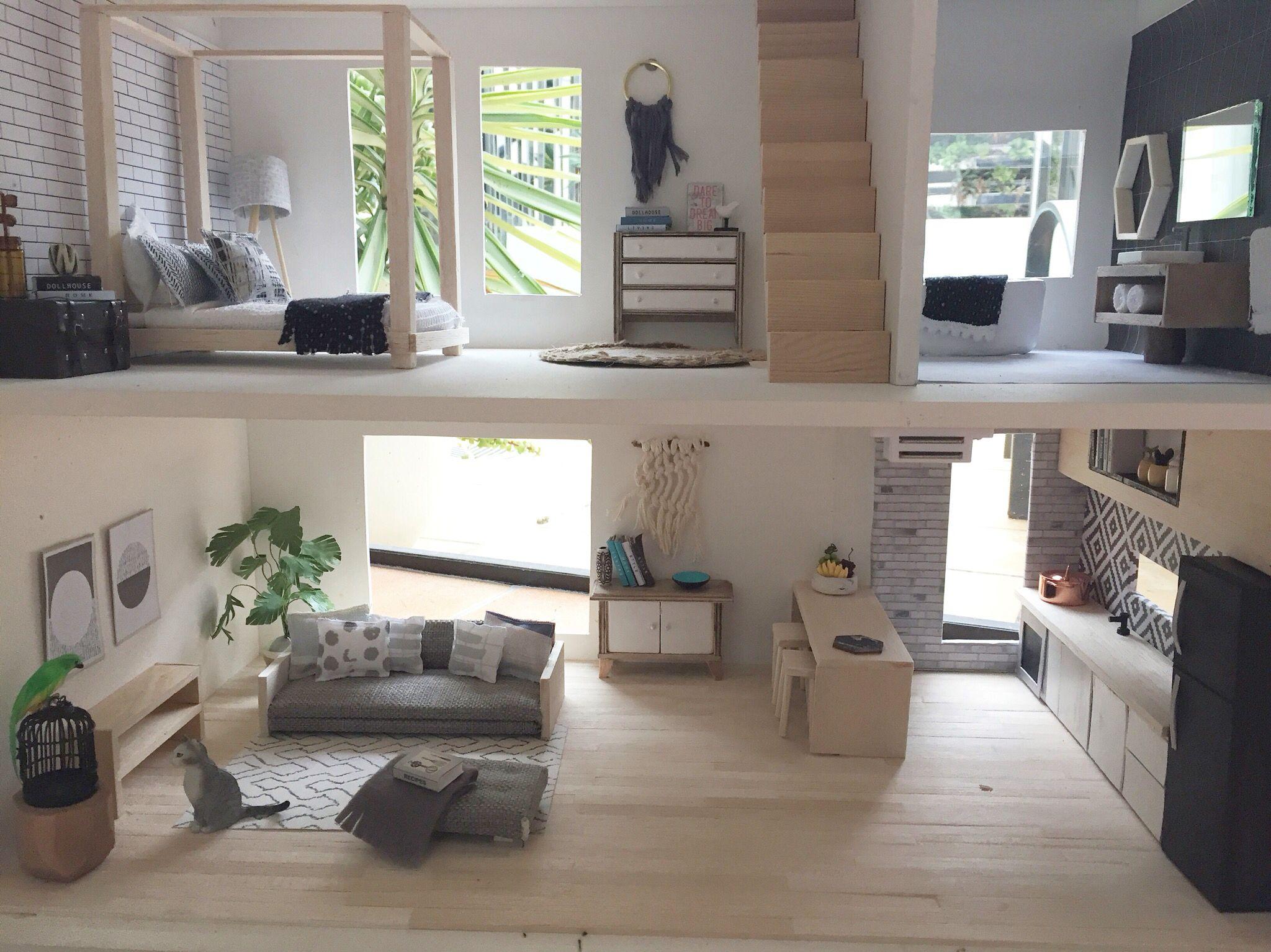 Modern Miniature Furniture