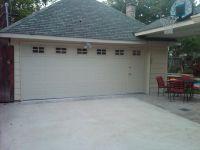 garage doors residential | walk-thru-garage1 | Doors ...