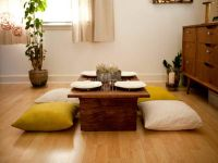 Delightful Japanese Style Low Dining Table Ideas Awesome