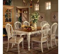 Charming Country Dining Room Chairs Images 3D House ...