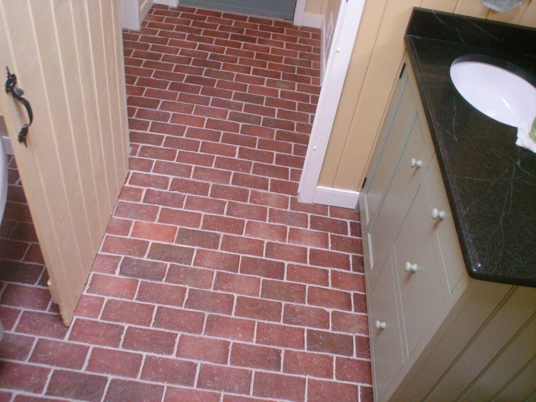 Bathrooms inglenook brick tiles thin brick flooring brick pavers ceramic brick tiles