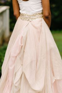 Linen Wedding Dresses on Pinterest