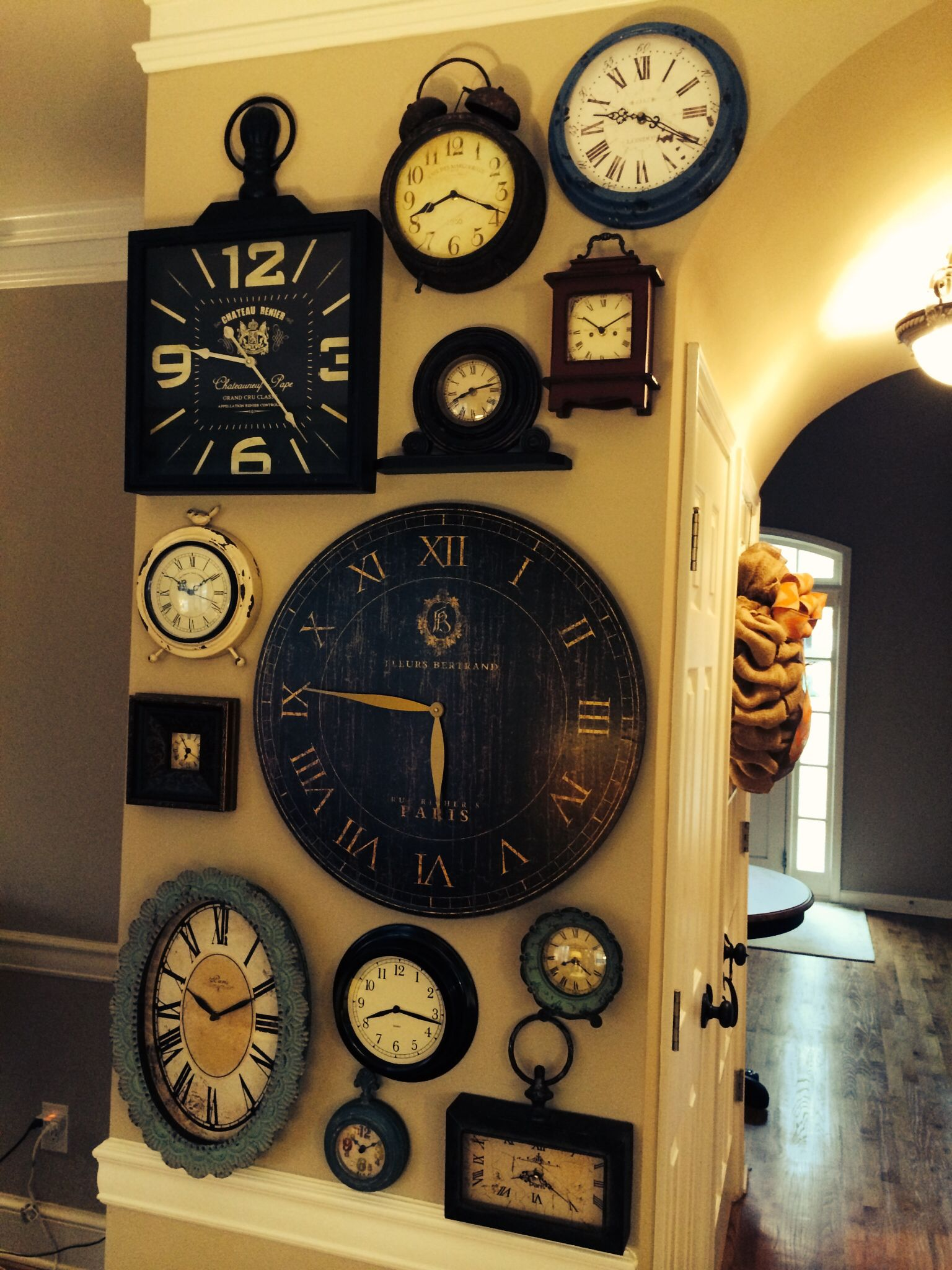 Giant Clock Decor Impressive Collection Of Large Wall Clocks Decor Ideas