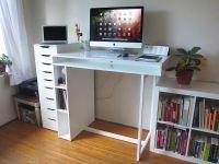 DIY Standing Desk Ikea | Ikea Standing Desks | Pinterest ...