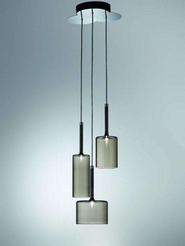 bubble glass pendant lights for kitchen